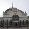 Железнодорожные вокзалы в Ржеве