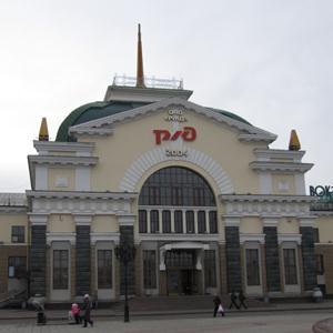 Железнодорожные вокзалы Ржева